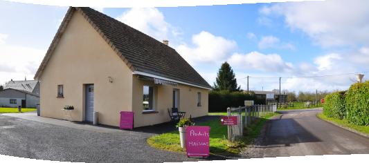 Maison du Chef Normand St-Philbert des champs