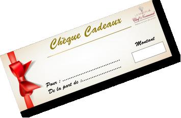 chèque cadeau cours de cuisine normandie