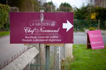 cours de cuisine produits culinaires regionaux chef normand calvados