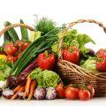 panier légumes, cuisine, pays d'auge, calvados, normandie